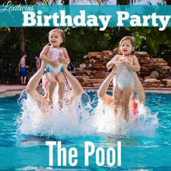 Swan Birthday: The Pool Party