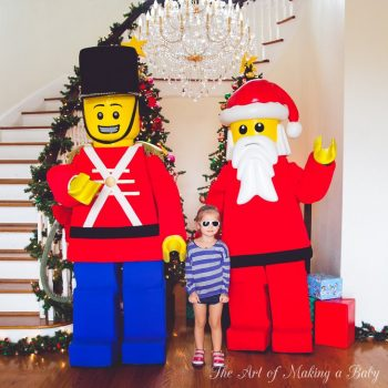 Legoland  Trip For Christmas