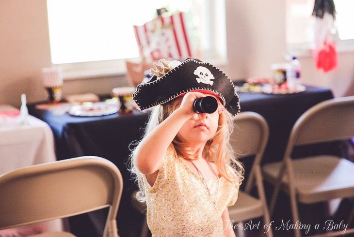 Lexi's 3rd Birthday Party Sneak Peek