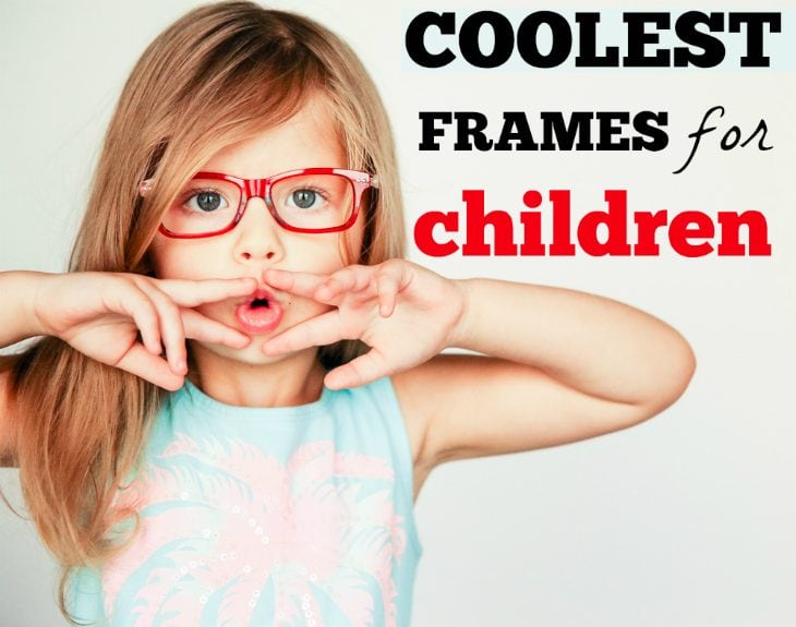 Choosing the right glasses for your child • EVERY AVENUE LIFE