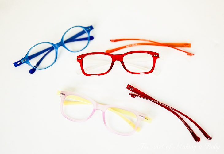 Choosing The Right Glasses For Your Child