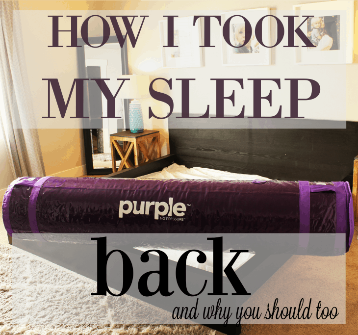 How I Took My Sleep Back And What You Can Do, Too