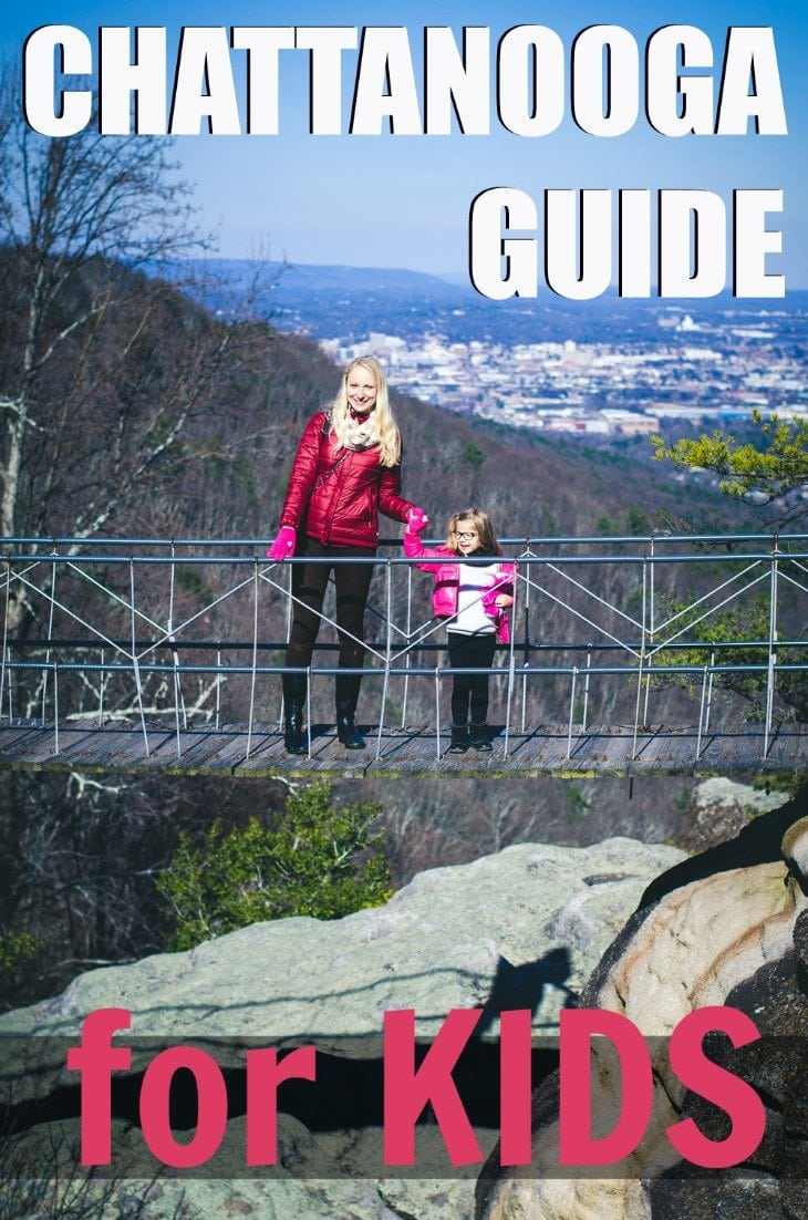 CHATTANOOGA GUIDE FOR KIDS