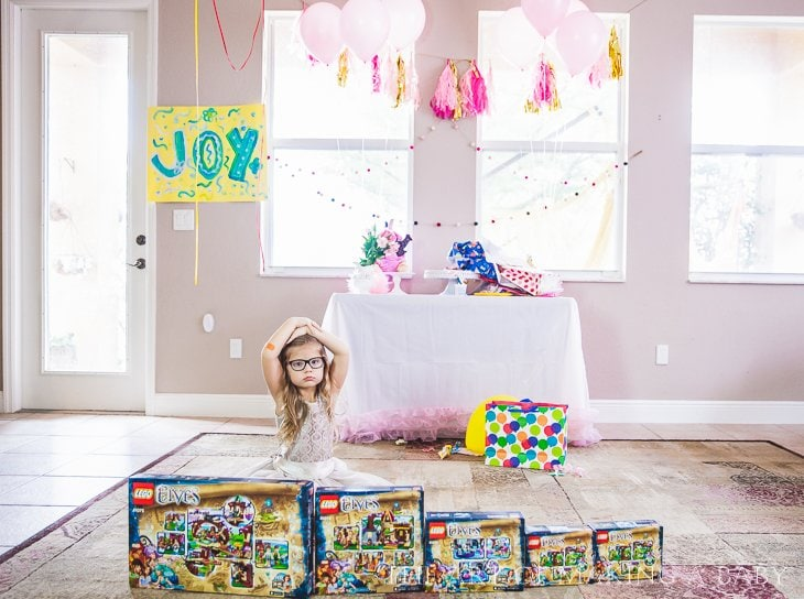 """""""Inside Out"""" Scooter Birthday Party Recap"""