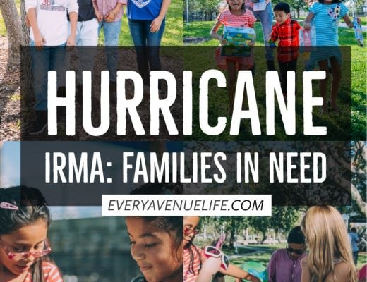 Hurricane Irma Aftermath: Families in Need