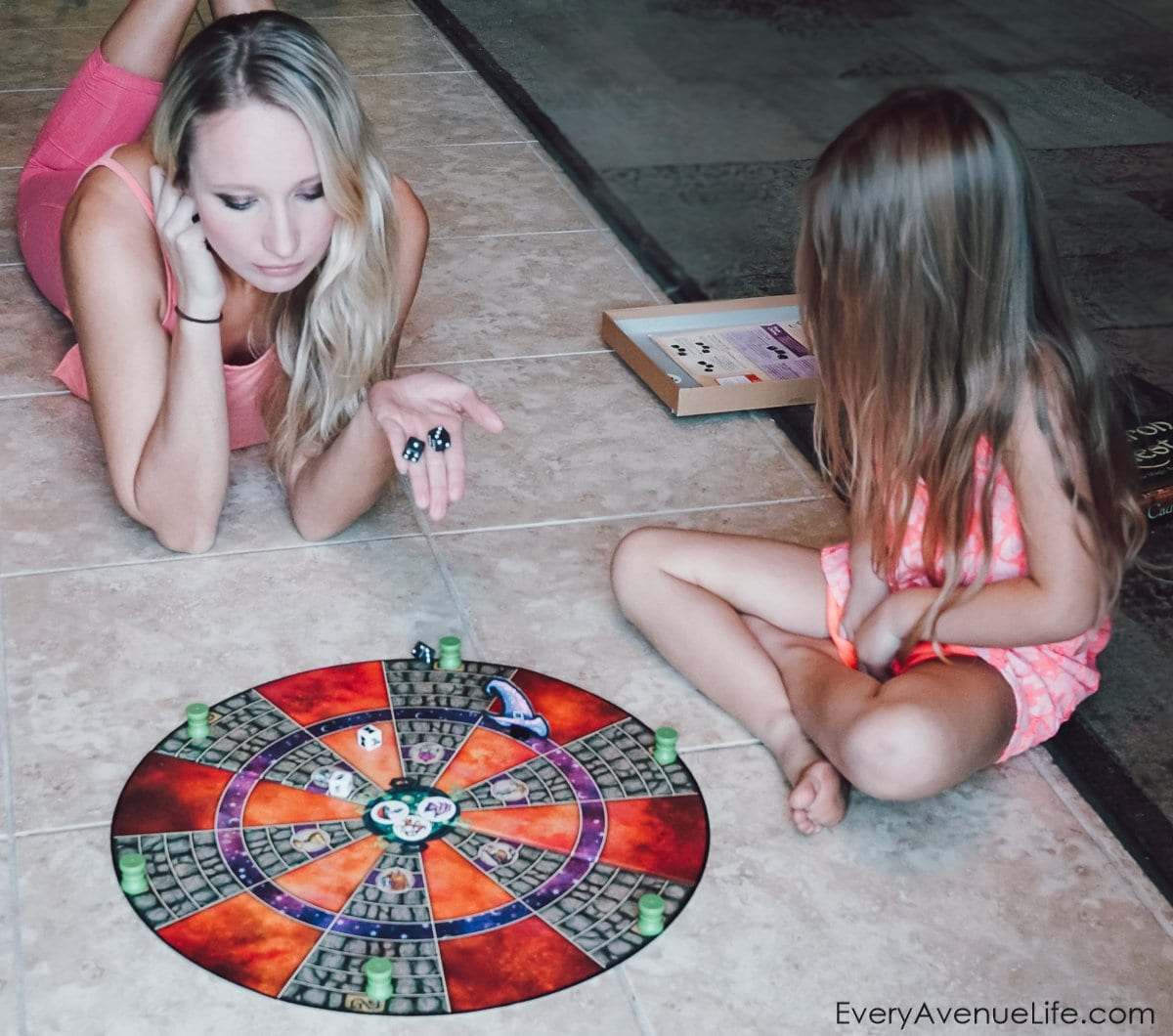 Cooperative board games for 3-6 year olds