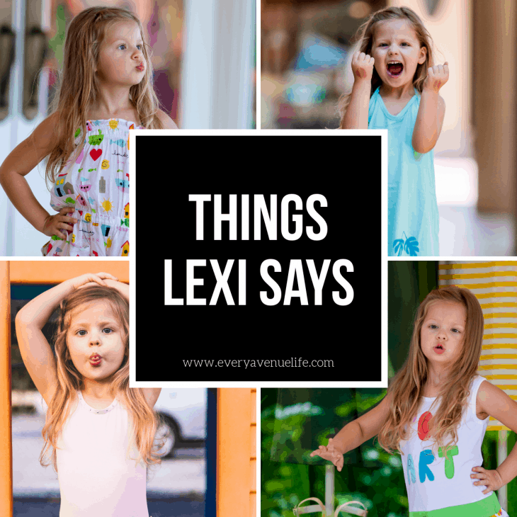 Stuff Lexi says: 2.5-3.5 years old