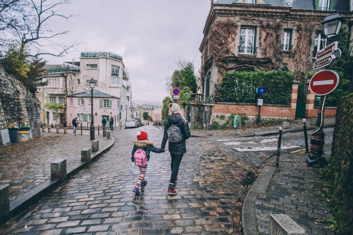 Day 1 in Europe: Bienvenue a Paris