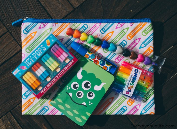 Birthday Favors: Art Party Ideas