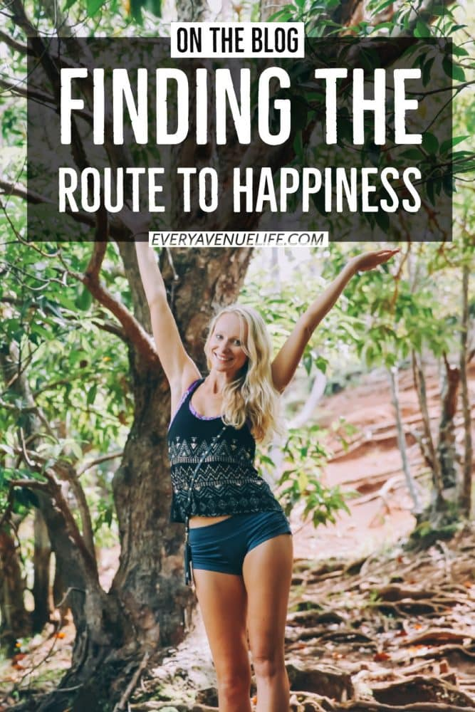 Finding The Route To Happiness