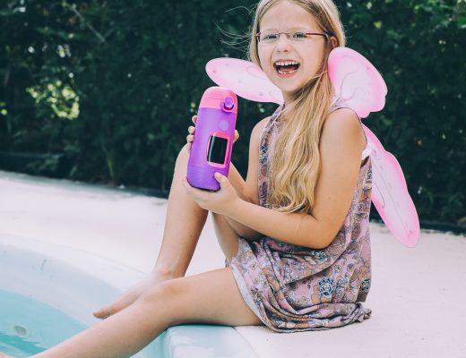 Gululu Go smart water bottle