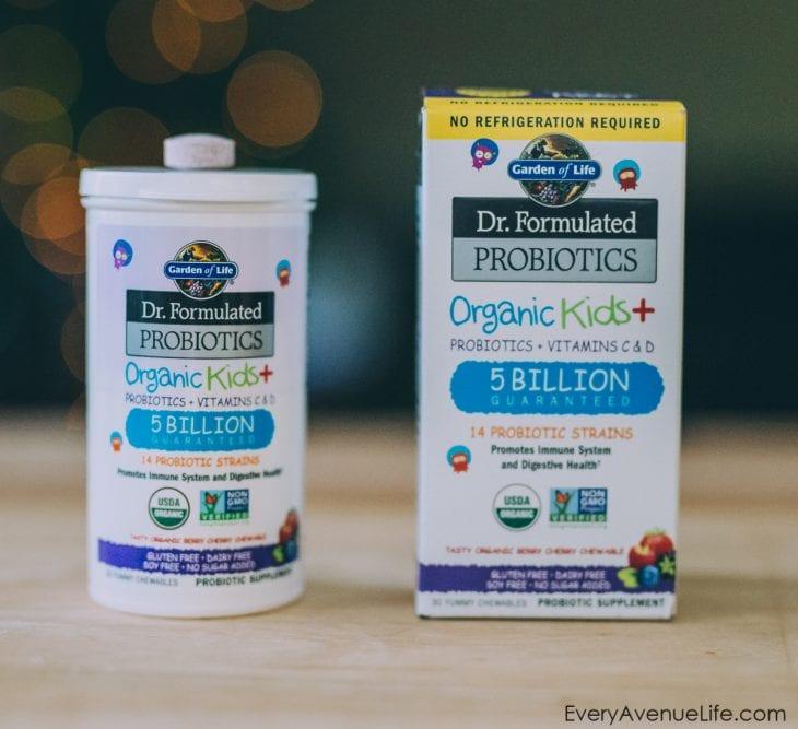 iHerb Dr. Formulated Probiotics