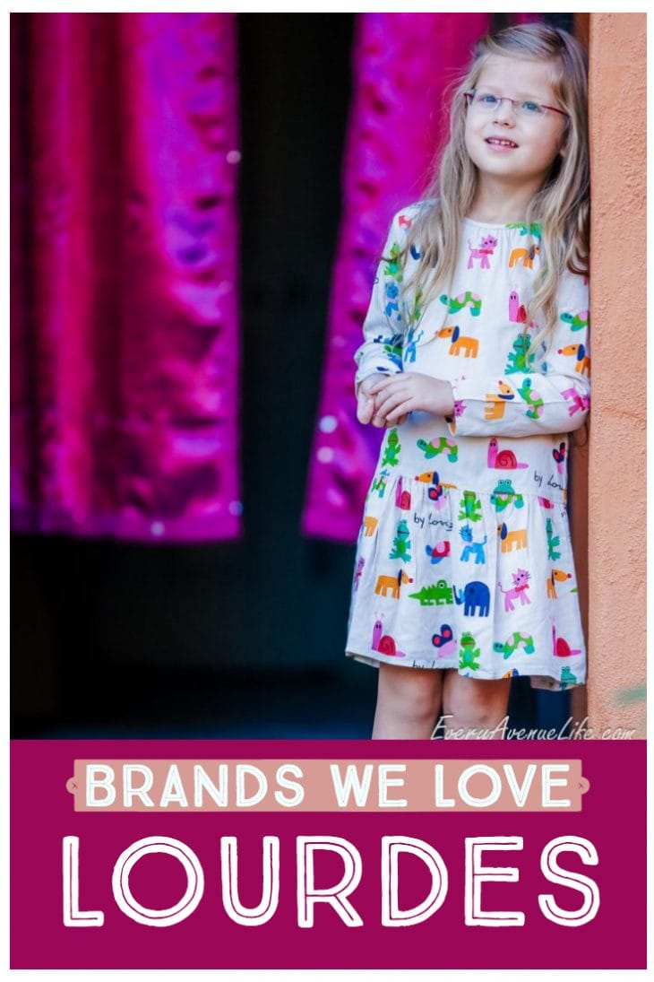 Lourdes- Designer Kids Clothes