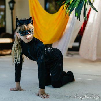 Catgirl For Halloween