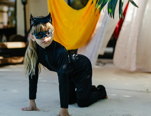 Moms blogging every avenue life Halloween catgirl costume