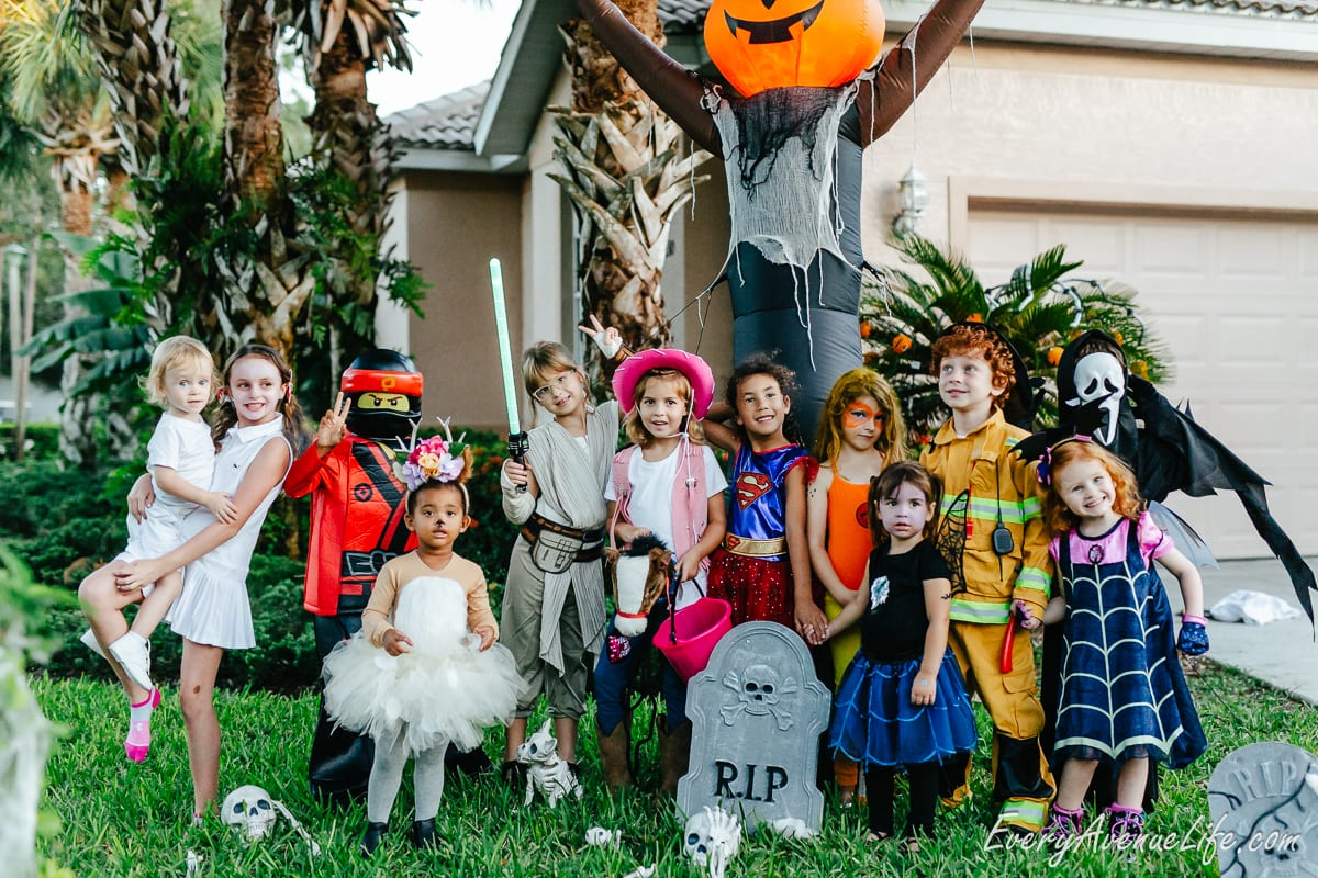 Moms blogging every avenue lifeHalloween