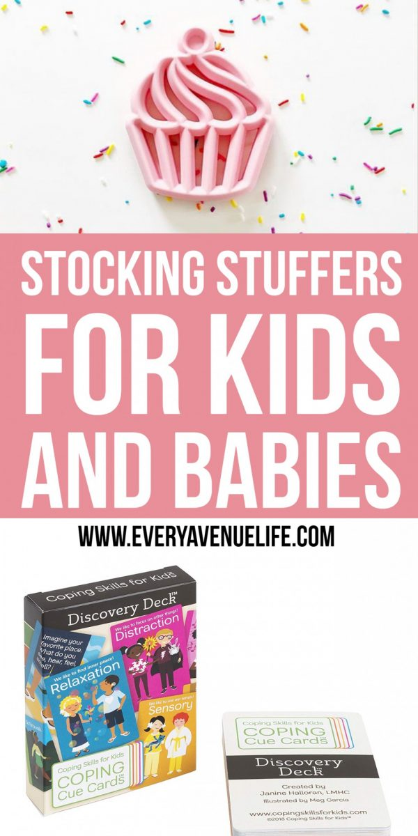 Stocking Stuffers for Kids- Every Avenue Life