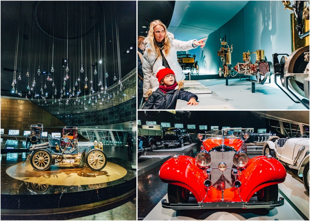 Mom Blog Mercedes-Benz Museum