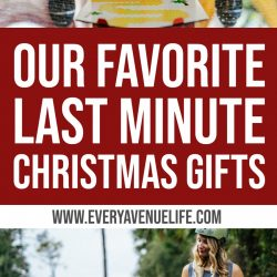 Our Favorite Last Minute Christmas Gifts