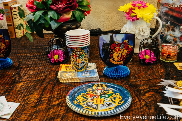 Harry Potter Birthday Party Ideas: Decorations, Supplies And Activities