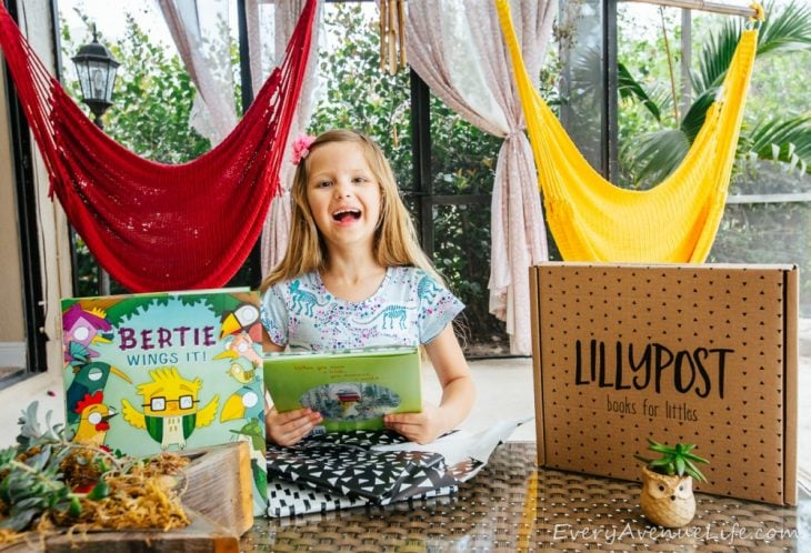 Lillypost Book Subscription Box Every Avenue Life