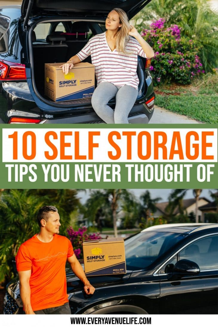 10 Self Storage Tips And Tricks That You Never Thought Of