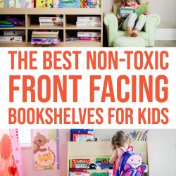 The Best Front Facing Bookshelf You'll Find and How to Create Love for Reading