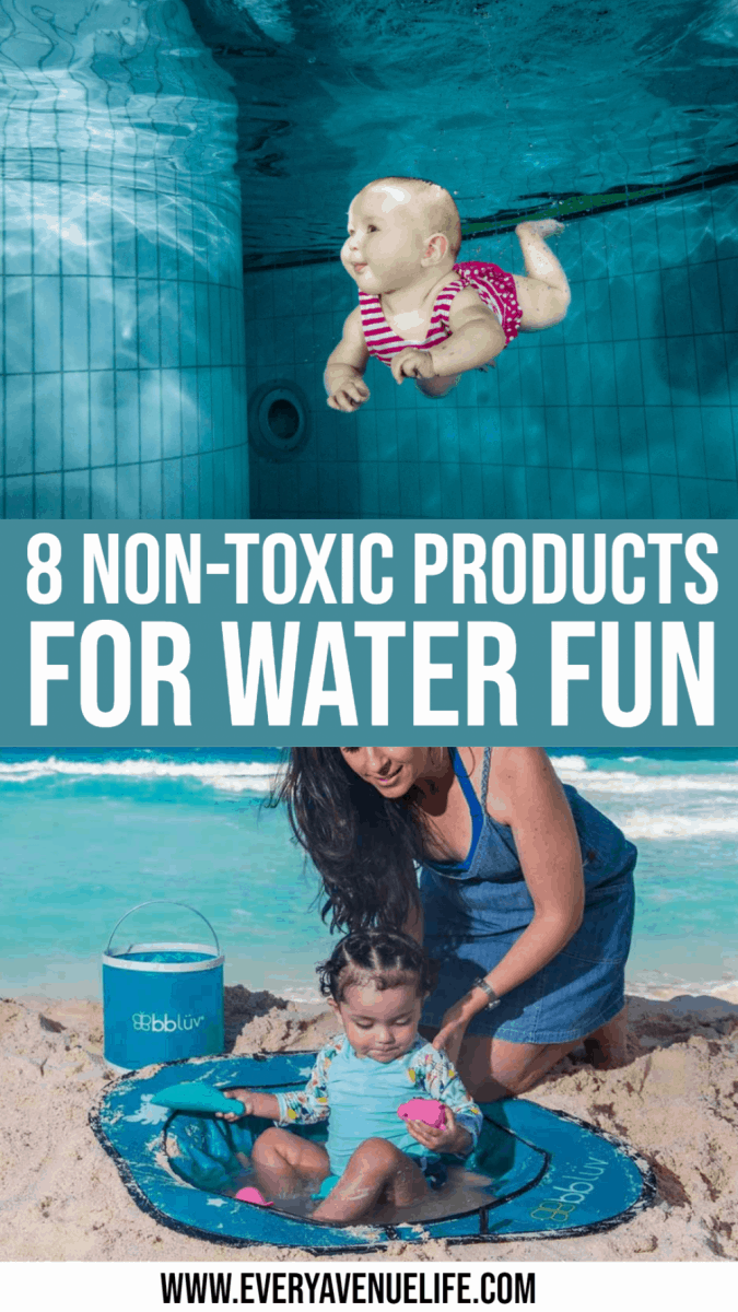 Non-toxic Baby Pool