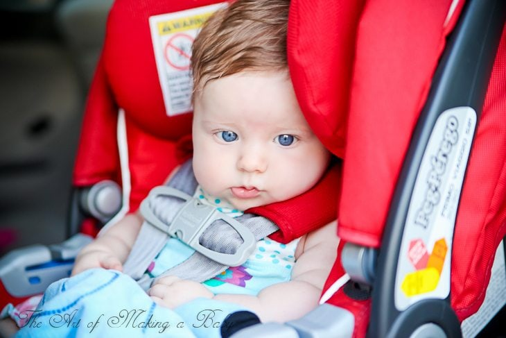 Convertible Car Seat: What Saved Our Car Trips